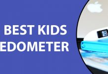 5 Best Kids Pedometer